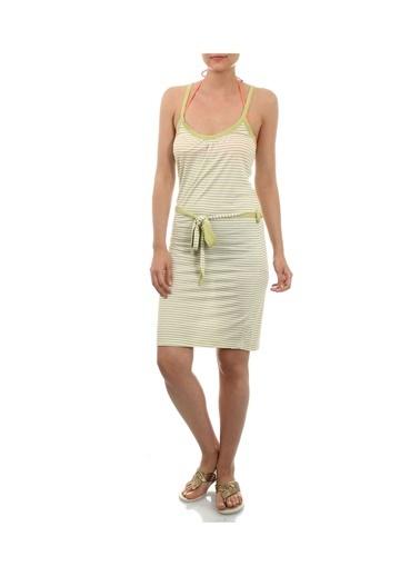 Asymmetry Elbise Mercan